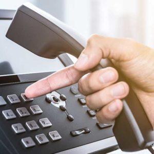 電話営業を支援